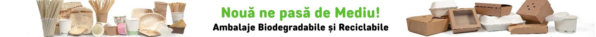 banner ambalaje biodegradabile